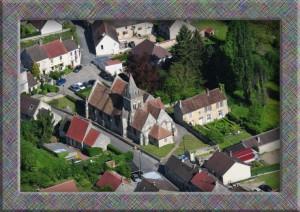 Eglise de Saintines