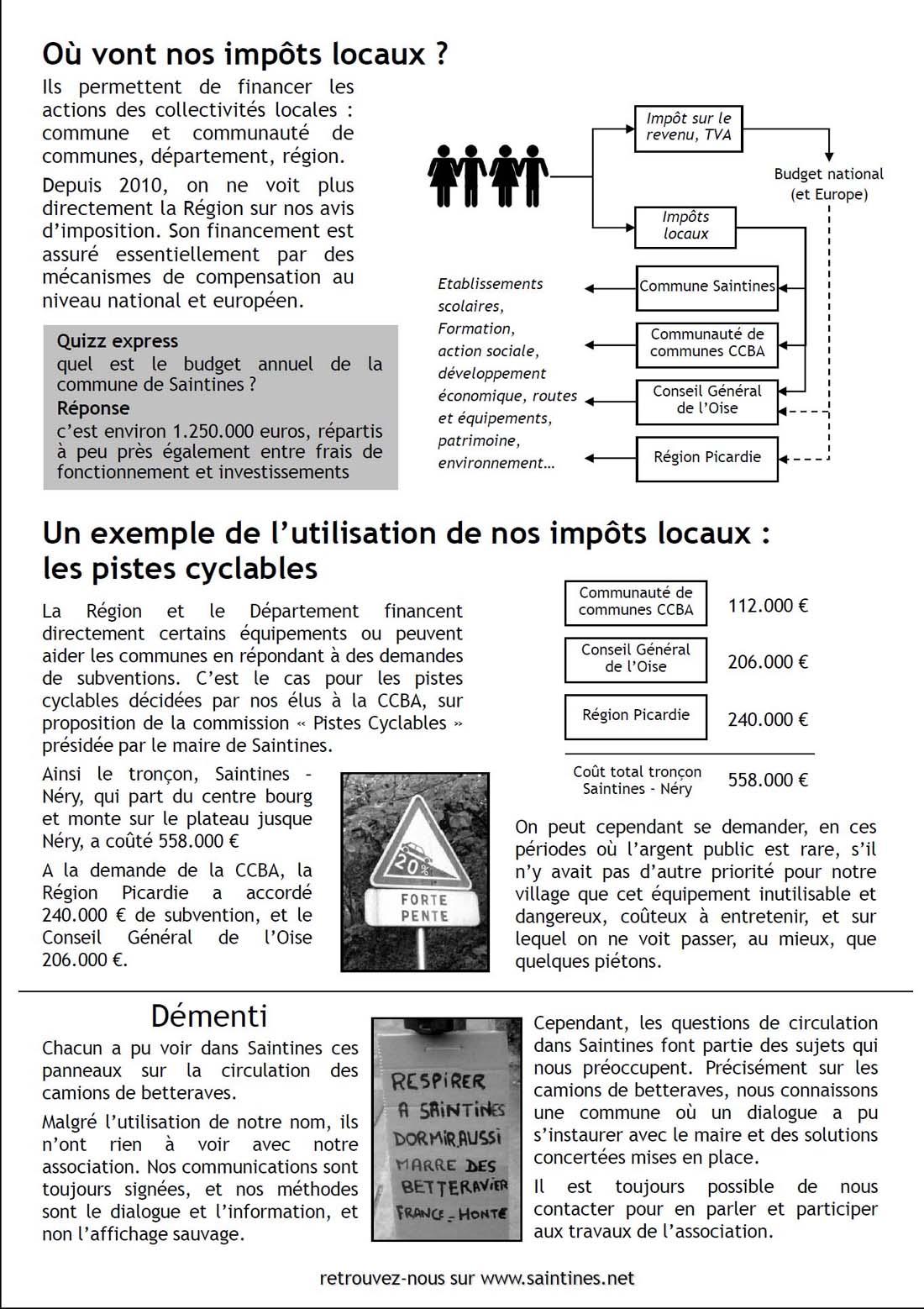 Lettre Respirer à Saintines Nov 2013 page 2
