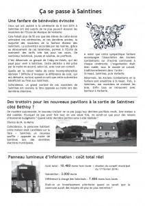la Lettre d'octobre 2014 page 3